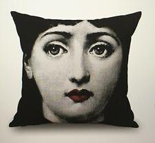 Lina Cavalieri Portrait on a Cushion Cover - Double Sided Print 40cm x 40cm