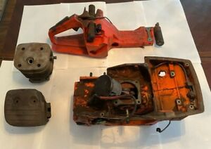 Husqvarna 3120XP Chainsaw (with new parts)