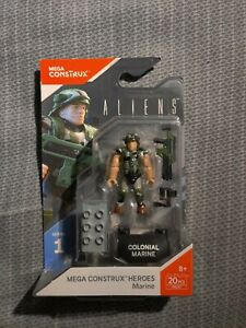 Mega Bloks/Construx Heroes Series 1 Aliens Colonial Marine