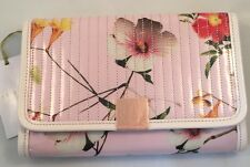 Ted Baker Botanica Bloom Ipad Xbody Clutch Bag Pink Unique Pattern 3