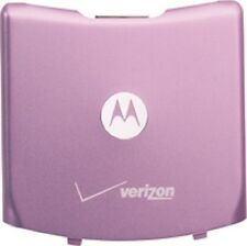 New Oem Motorola Battery Door for Motorola Razr V3M - Pink