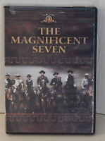 The Magnificent Seven Yul Brynner Steve McQueen Eli Wallach Charles Bronson DVD