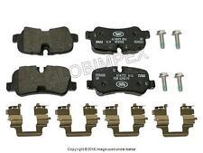 LAND ROVER LR4 RR RR Sport (2010-2011) Brake Pad Set REAR GENUINE + Warranty
