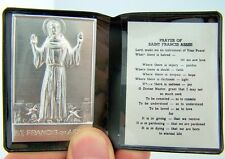 Prayer To Saint Francis of Assisi Motorist Pray Pocket Folder For Car Visor