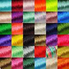 20 Metros Hilo Cola de Ratón 1mm A197 Colores a Elegir Thread Fio Beading Cord