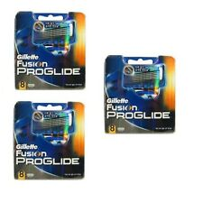 Gillette Fusion PROGLIDE Manual Razor Blades Refills Made in Germany 24 Pack