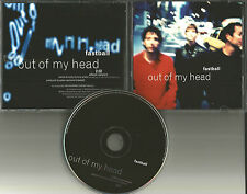 FASTBALL Out my Head 1997 USA PROMO DJ CD Single MINT PRCD 10874