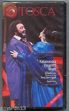 Puccini's Tosca - Kabaivanska, Pavarotti & Wixell - Oren - 1993