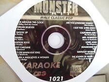 Monster Hits Karaoke CD+G vol-1021/Monkees,Elvis Presley,James Brown,Kingsmen+