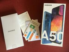 ORIGINAL SAMSUNG GALAXY A50 128GB empty BOX