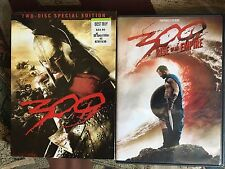 300 / 300: Rise of An Empire DVD's