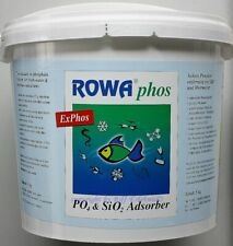 ROWA phos 5000g Phosphat Silikat Absorber Rowaphos  21,60€/kg