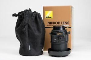 Nikon PC-E 24mm Nikkor f3.5 ED Lens