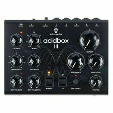 More details for erica synths acidbox iii desktop filter effects unit