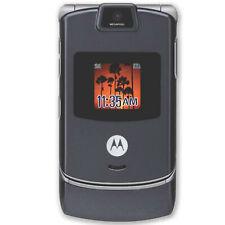 Motorola Razr V3c V3 Alltel Cell Phone Razor Gray 3G Data razer flip cam vcast