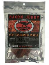 Old Fashioned Maple Bacon Jerky