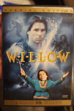 WILLOW SPECIAL EDITION DELETED RARE DVD WARWICK DAVIS GEORGE LUCAS LUCASFILM R1