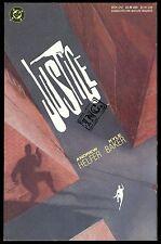 Justice Inc #1 Andrew Helfer & Kyle Baker, DC Comics Graphic Novel TPB 1989