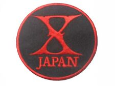 XJAPAN X JAPAN music Rock embroidered badge Patch
