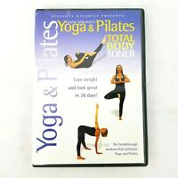 Louise Solomon's Yoga & Pilates: Total Body Toner New