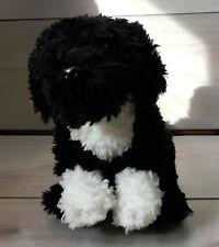 "A94 Ganz Webkinz Signature Portuguese Water Dog Plush 12"" Stuffed Toy Lovey"