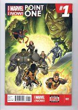 All-New Marvel Now! Point One #1 Near Perfect High Grade 1st Full Kamala Khan