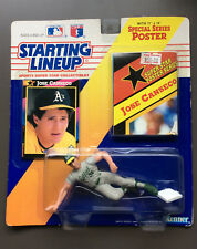 JOSE CANSECO 1992 Starting Lineup Figure Bonus Card Oakland A's MLB Baseball