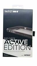 Tech21 iPhone 8 & 7 Evo Check Active Edition Smokey Black White Specks T21-5463