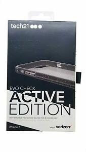 Tech21 iPhone 8 7 & SE 2020 Evo Check Active Edition 3M Drop Protection T21-5463