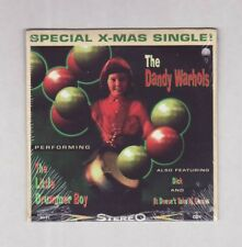 (CD) THE DANDY WARHOLS - Little Drummer Box / Paper Sleeve / SEALED
