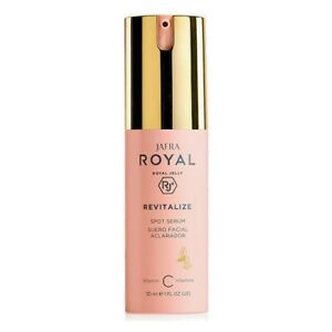 "Jafra Royal Jelly Revitalize Spot Serum Vitamin ""C"" 1 Fl Oz New & Sealed"