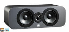 Q Acoustics 3090C Hi Fi Centre Channel Speaker in Matt Graphite Best Buy Award