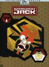 Samurai Jack: Season 4 [New DVD] Digipack Packaging