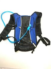 Hydration System Backpack, Black with Water Bladder CamelBack