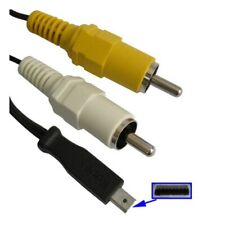 AV Lead Cable For Kodak Easyshare Z1275 Z1285 Z650 Z612 Z650