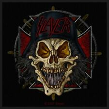 Slayer Slaytanic Wehrmacht Album Cover Iron Sew On Patch Badge Eagle Official