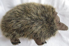 BESTEVER ANIMAL KINGDOM WILDLIFE ECHIDNA HEDGEHOG PLUSH STUFFED TOY