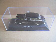 GAZ ZIM 12 Legendary Cars 1:43 Die Cast in Box in Plexiglass [MV10]
