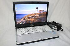 """Fujitsu LifeBook T901 Core i5 13.3"""" Windows 7 Pro 64 Bit Laptop 80GB SSD Read"""