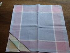 6 mouchoirs femme 100% coton tissées n°142