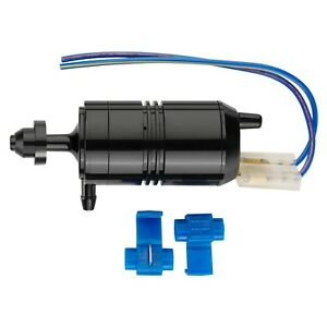 New Washer Pump  ACDelco Professional  8-6723