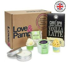 Love & Pamper gin & lime ladies gift set. New boxed