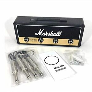 Guitar Keychain Holder Key Storage Marshall Rack Electric Vintage Amplifier Gift