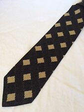 GIORGIO ARMANI cravatta tie original 100% seta silk made in Italy nuova new