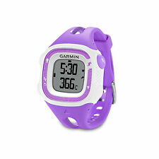 Garmin Forerunner 15 Violet/White GPS Running Watch | 010-01241-21 | BRAND NEW!