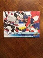 2016-17 UD Hockey Series 2 Canvas Canvas #C168 Adam Henrique