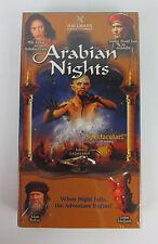 NEW Arabian Nights (VHS, 2000) John Leguizamo, Jason Scott Lee Sealed