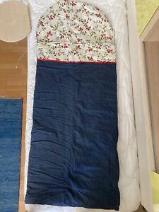 kinderschlafsack /sleeping Bag 130 Cm - Like New