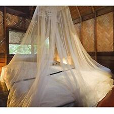 Zanzariera a baldacchino per letto matrimoniale singolo tenda insetti e zanzare