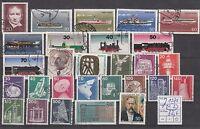 Berlin Jahrgang 1975 komplett gestempelt ,